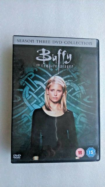Buffy The Vampire Slayer - Series 3 - Complete (DVD, 2006)